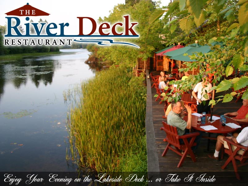 River Deck Restaurant Hayward Wi